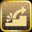 【Stepup】目標を達成することに集中できるSTEP&GOALリストアプリ。