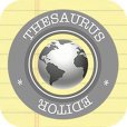 【類語エディタ】文章を書くのに便利な、類語辞書とブラウザを内蔵したテキストエディタアプリ。