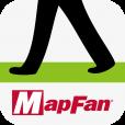 【MapFan eye】カメラを向ければルートが見える!徒歩で目的地まで迷わず行くためのARルートガイドアプリ。