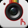 【hanson camera】快適すぎる!画面に触れずに指で叩くだけで撮影できるカメラアプリ。