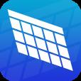【The Grid – Calendar】表示カレンダーの切り替えが超スムーズ! スタイリッシュなカレンダーアプリ。