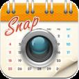 【撮りカレ】フォトフレームとカレンダーのナイスコラボ!背景写真が次々変わる時計&カレンダーアプリ。