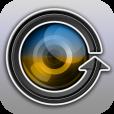 iPhone5を自転させてパノラマムービーを撮影するアプリ『Cycloramic』が面白い!