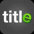 【TitleFX】文字入れだけで海外雑誌風のデザインに。 テキスト編集に特化した写真加工アプリ。