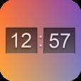 【Smooth Countdown】変化するグラデーションが美しい。 残り時間をカウントダウンする為だけのシンプルなアプリ。