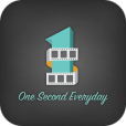 【1 Second Everyday】1秒動画をカレンダー形式で記録するアプリ。 iPhoneだけで動画日記をつけよう!