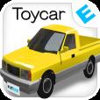 【トイカー】2台以上で遊ぶのもオススメ。 リアルなミニカーを走らせて楽しめるおもちゃアプリ。