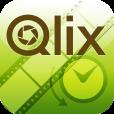【Qlix】新感覚! みんなで壮大な歴史年表を作っていけるフォトSNSアプリ。