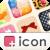 アイコンも背景も思いのままに! iPhoneのホーム画面をもっとオシャレにできるアプリ【アイコンきせかえ[+]icon】