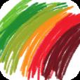 リアルタイム表示が凄い。 カメラを向けるだけで色の名前を検索できるアプリ【色の名前検索 〜 ColorName*】