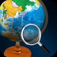 場所を取らない地球儀! 教科書・地図帳でおなじみ帝国書院の地球儀アプリ【i地球儀】