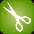 【切り抜きマイスタンプ】 LINEなどで使えるスタンプ画像を作成するアプリ。写真・イラストから簡単に自作できる。