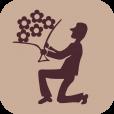 母の日にもピッタリ! 「花束を贈る」行為をより身近に感じ、演出できるアプリ【贈り花】