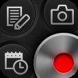 iPhoneカレンダーと連携可能。 音声、写真、メモをリアルタイムに記録できるアプリ【RICOH TAMAGO Biz Logger】