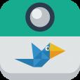 Twitterをついつい「ながら見」してしまうアナタに。 カメラで前方を確認しながらツイートの閲覧、投稿ができるアプリ【ながら見2.0】