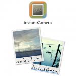 お盆限定。iPhoneでインスタントカメラ風写真を再現するアプリ『Instant Camera』がサマーセール中。