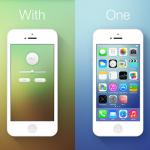 iOS7の壁紙にピッタリな美しい画像を作成するアプリ『Blur.』