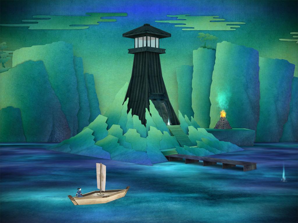 tengami_ocean_lighthouse